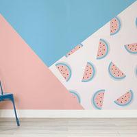 Los papeles pintados más refrescantes para el verano con un toque tropical