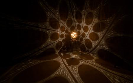 Calabarte, las espectaculares lámparas hechas con calabazas