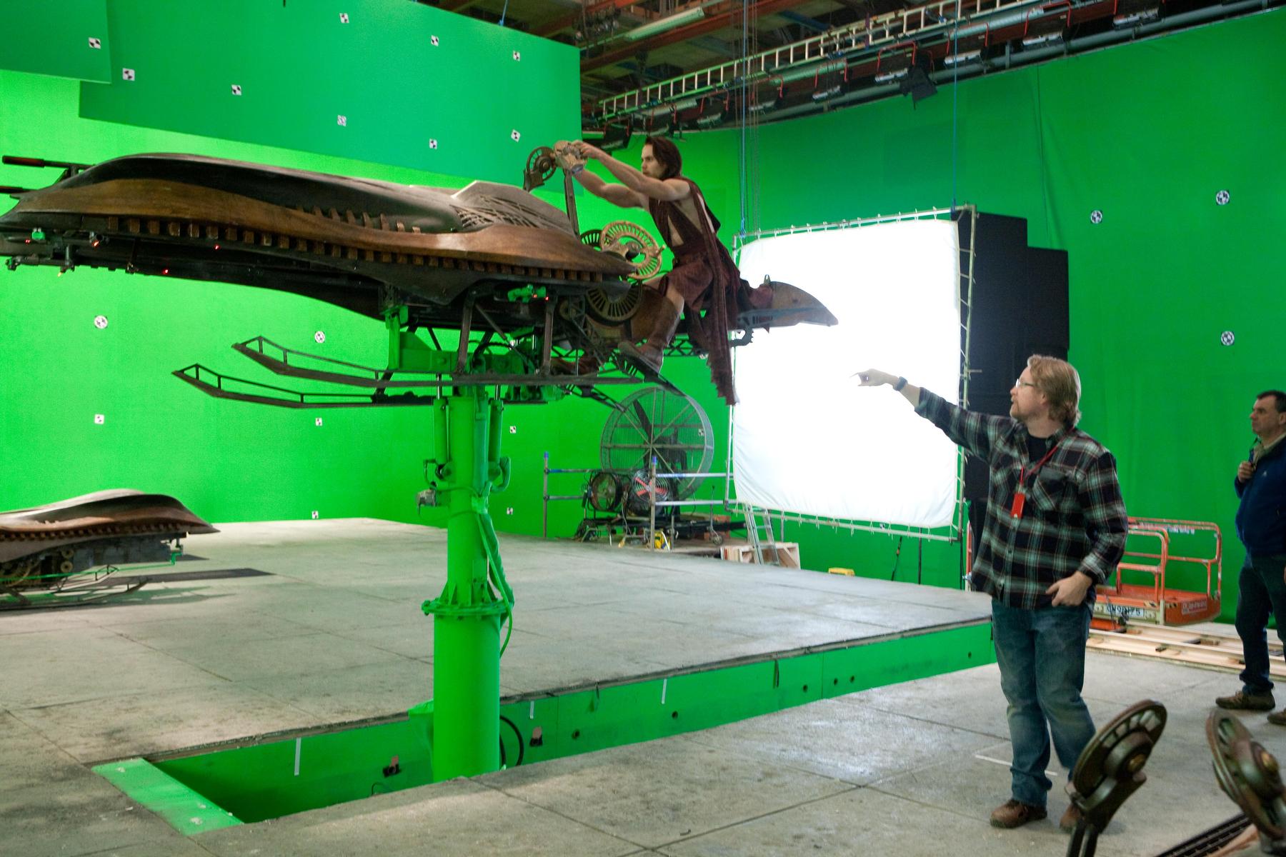 Foto de 'John Carter', fotos del rodaje de la película (5/8)