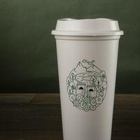 En México esta cafetería celebra el Día Internacional de la Tierra y ofrece un vaso reusable