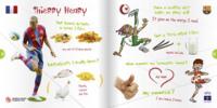 """""""Las recetas de los campeones"""" para luchar contra la obesidad infantil"""