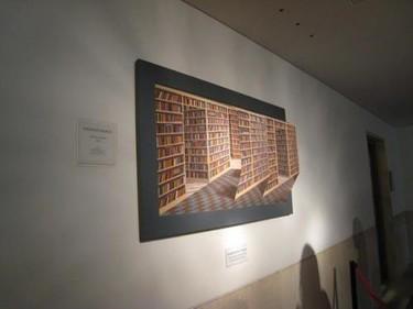 Patrick Hugues: cuadros en tres dimensiones para decorar