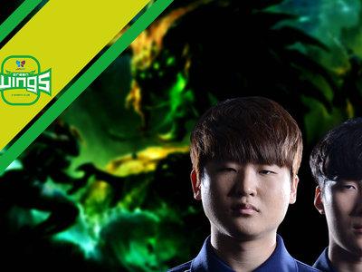 Ikksu, SnowFlower y Umti se unen a Jin Air Green Wings