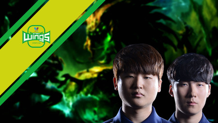 Ikksu, SnowFlower y Umti se unen a Jin Air Green Wings