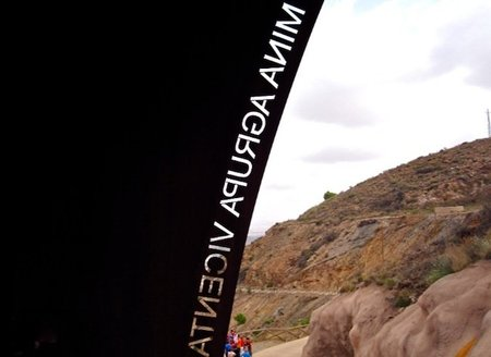Entrada Mina Agrupa Vicenta
