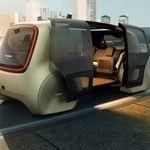Volkswagen Sedric, o cómo el grupo VAG proyecta cambiar conductores por pasajeros