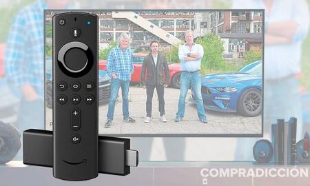 El Fire TV Stick 4K vuelve a estar rebajado en Amazon: ahórrate 20 euros en su compra