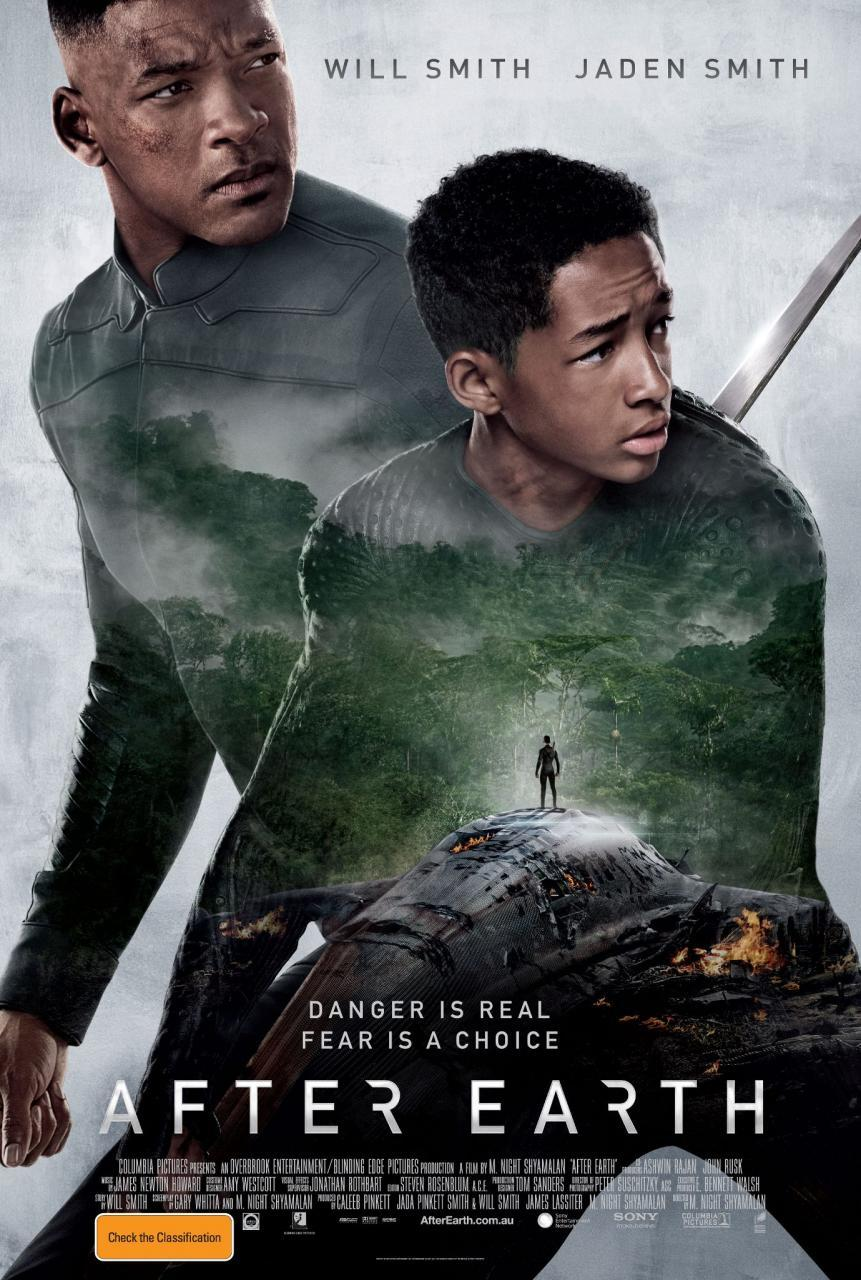 Foto de After Earth carteles (1/3)
