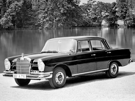 Mercedes Benz 220 Se