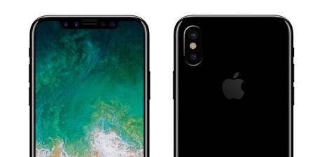 Los proveedores comienzan a confirmar detalles: resistente al agua, carga inalámbrica y sensor 3D en el iPhone 8