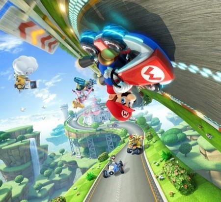 Mario Kart 8 ofrece grandes atractivos para jugar en la WiiU