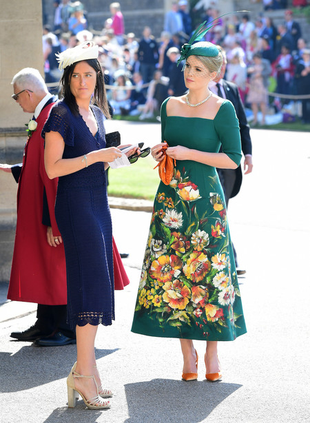 boda harry meghan Lady Kitty Spencer