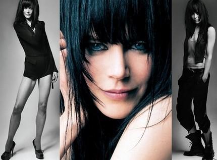 Nicole Kidman morena