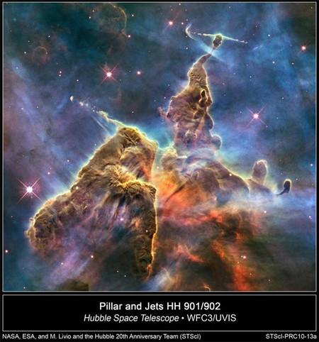 El telescopio 'Hubble' cumple 20 años