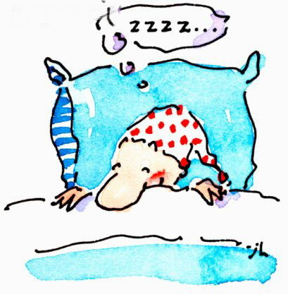 Razones para evitar la obesidad: apnea del sueño
