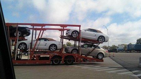 El Chevrolet Camaro Convertible ya sale de Oshawa
