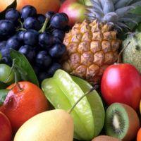 Todavía gran parte de la población no toma suficientes frutas y verduras