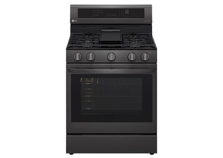 LG lleva la conexión permanente a la cocina con un dispositivo que mezcla horno, freidora y parrilla