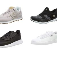 Chollos en tallas sueltas de zapatillas New Balance, Adidas, Skechers o Mustang en Amazon
