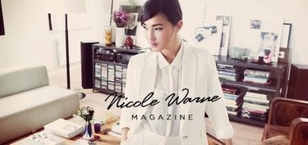 De Australia a España y directa a Mango Magazine: Nicole Warne (Gary Pepper) es la protagonista de su último número