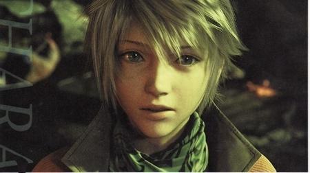 'Final Fantasy XIII', se desvelan nuevas imágenes