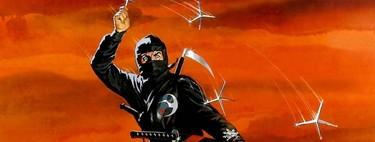 Ilusión y nunchakus: El asombroso mundo de los ninjas de los ochenta
