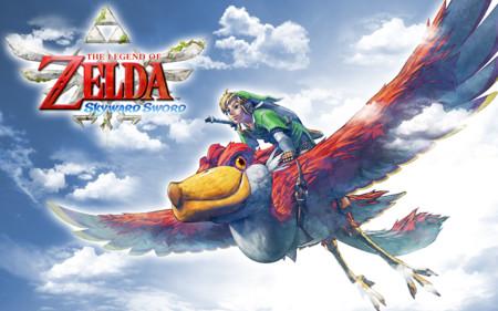 The Legend of Zelda: Skyward Sword regresa y ya está disponible para Wii U
