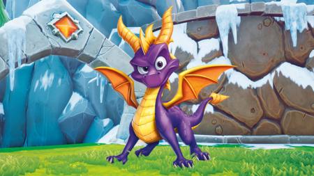 En Spyro Reignited Trilogy podrás alternar entre la B.S.O. clásica y la remasterizada