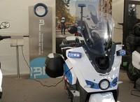 IBIL presenta su nueva estación de recarga para motos eléctricas