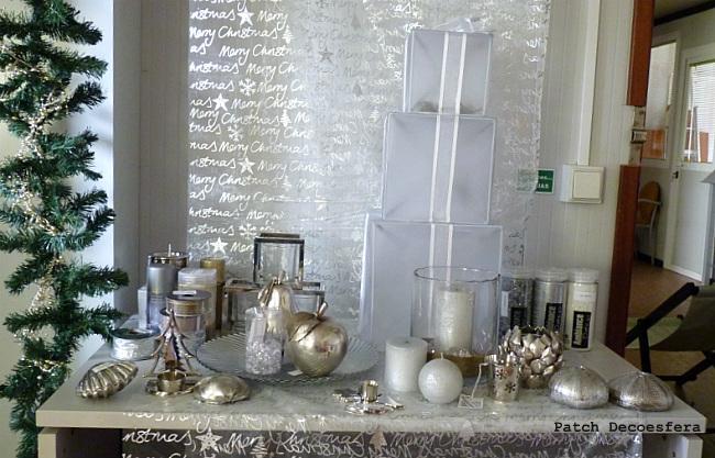 Navidad en plata para Verdecora