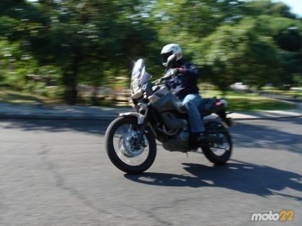 Yamaha XT660Z Tenere, la prueba (3/4)