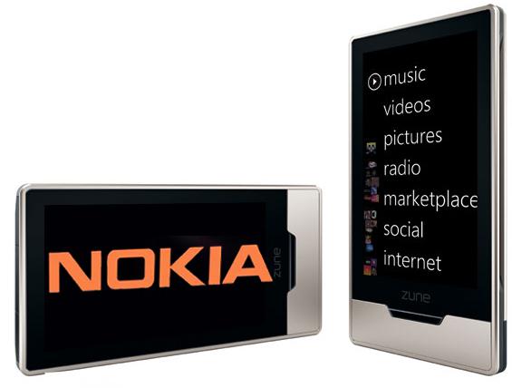 Nokia Zeal