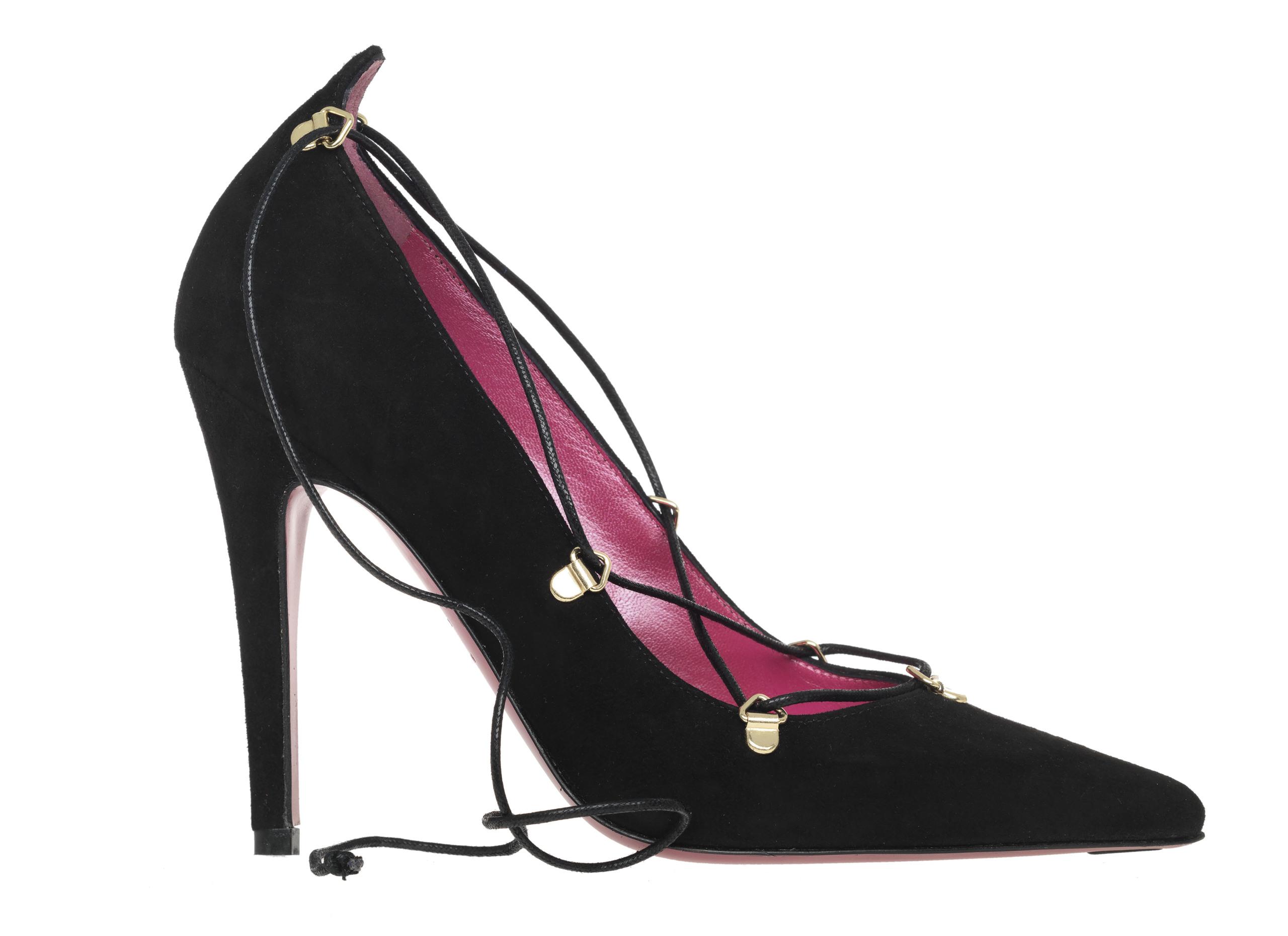 Foto de Los zapatos de Úrsula Mascaró nos auguran un invierno lleno de color (64/68)