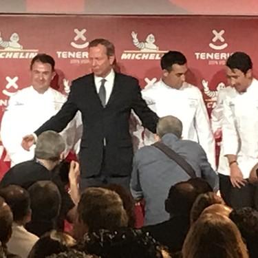 ABaC y Aponiente, dos nuevos tres estrellas Michelin, y las nuevas incorporaciones a la guía más prestigiosa