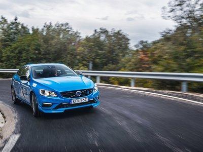 El Volvo S60 Polestar es el sedán más rápido de Nürburgring (si omitimos al Giulia)