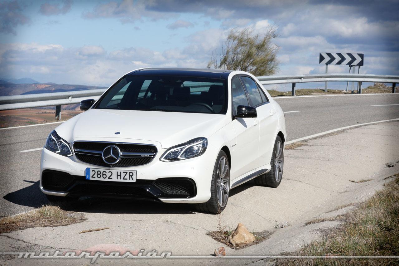 Foto de Mercedes-AMG E 63 4Matic (prueba) (15/42)
