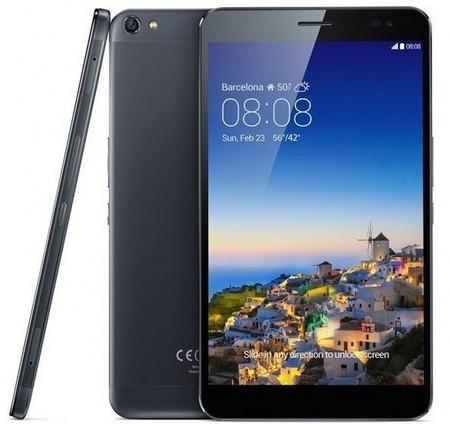 MediaPad X1, el nuevo phablet Android de Huawei