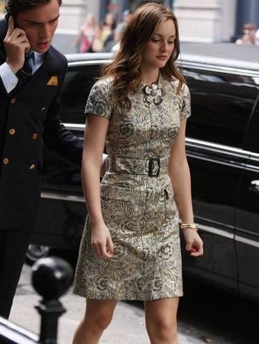 Vuelve Blair Waldorf: primeros looks de la 3ª temporada de Gossip Girl