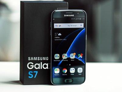 Samsung Galaxy S7 de 32GB por sólo 277,90 euros con este cupón de descuento
