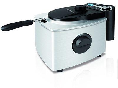 Freidora profesional Spin Taurus con centrifugado para cocinar mas sano por 45,46 euros en Amazon con envío gratis