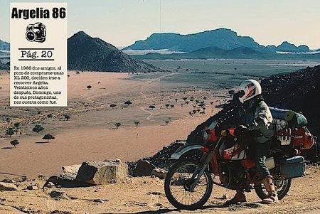 Buenas historias de viaje en motos trail en el número 3 de Trail Experience