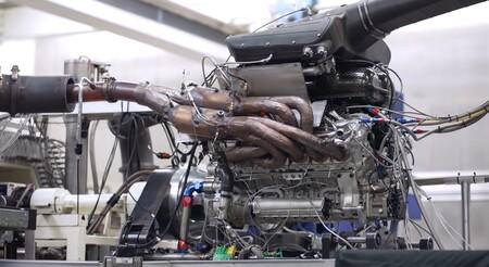 ¡Sube el volumen! Suena como un Fórmula 1, pero lo que ruge en este vídeo es el V12 del GMA T.50 subiendo a 12.100 rpm