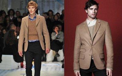 Algunos clones de Zara para este Otoño 2010