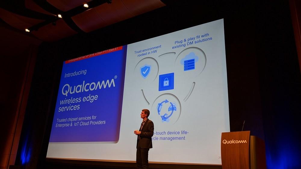 Qualcomm Wireless Ege Services