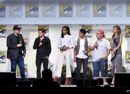 Los actores del reboot de Spider-Man