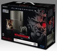 La PS3 edición limitada de 'MGS4' llega a Norteamérica