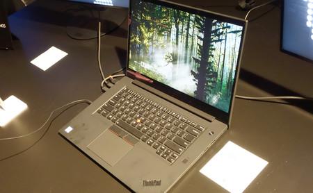 Lenovo ThinkPad X1 Extreme, primeras impresiones: un ThinkPad «de raza» con alma profesional y una configuración sin concesiones
