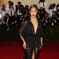 Beyoncé Knowles de Givenchy Gala MET 2014