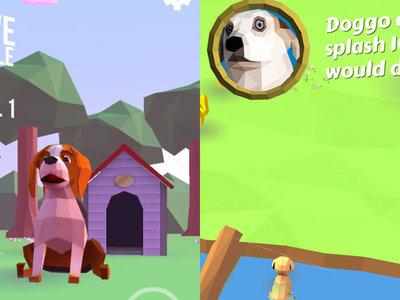 Good Dogs, el juego de llevar al parque a pasear a perretes