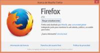 Firefox 27, más social y con conexiones más seguras